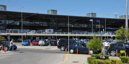 Thessalonica Airport - Makedonia Airport (SKG)