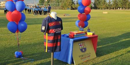 FCB Camp: development in technology and team spirit