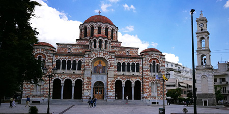 Volos - City tour through the harbor town of the Argonauts
