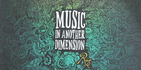 Music in another dimension - das Rio-Buch