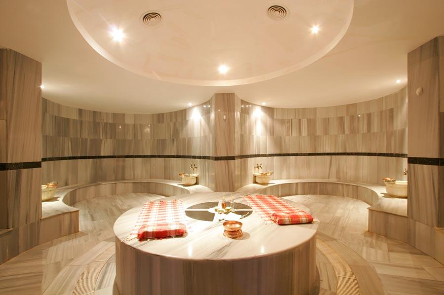 Traditional Hamam The Turkish Bath