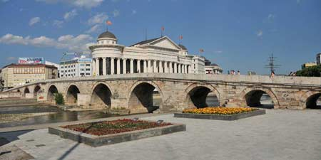 Roman Scupi - first settlement in the history of Skopje