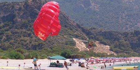 Parasailing - It is simple!  It is fun!  Everyone can fly!