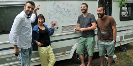 Caravans and Motorhomes - more diversity than ever!