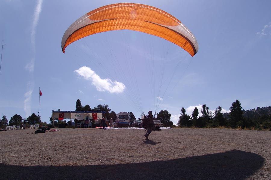 Beyşehir – Second phase of XC Paragliding Tour