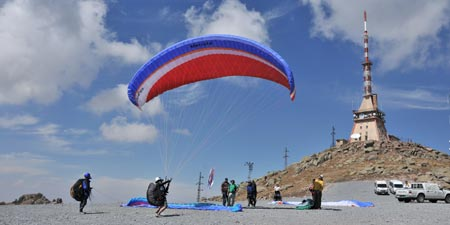 Karaman – The first of XC Paragliding Tour 2010