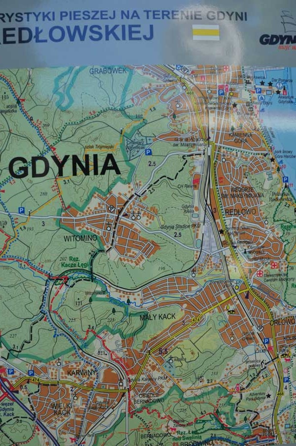 Gdynia Sandy Beaches And Important Business Port