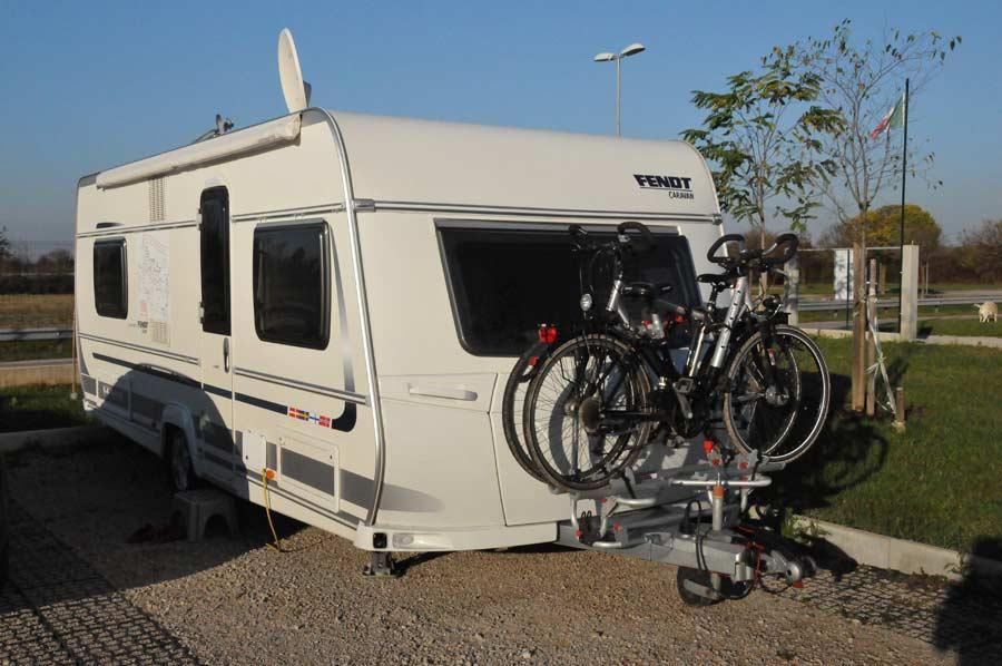 Camper Club Staranzano - Alternative zum Campingplatz