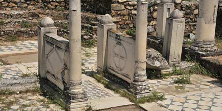 Heracleia Lyncestis - a day trip to Bitola