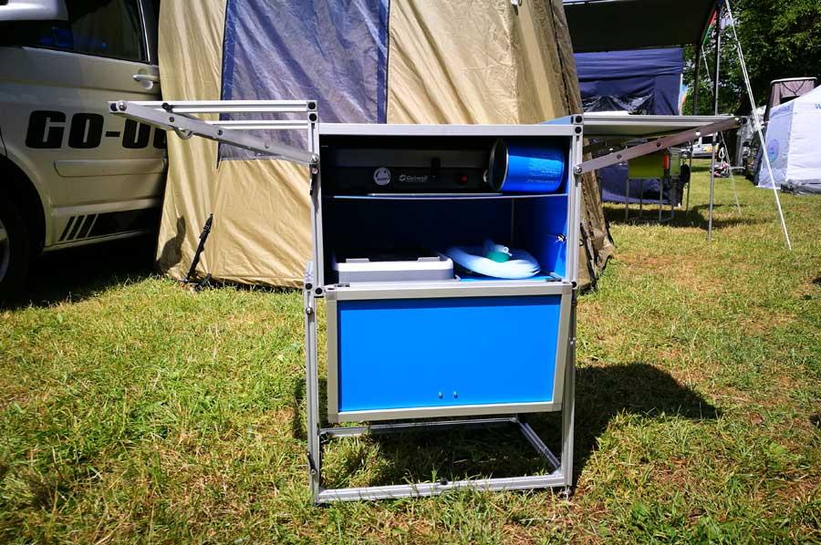 Outdoorküche Camping Ungaran : Und noch eine innovative neuheit die kompaktküche