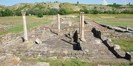 Excavation and Conservation Works in Stobi, Macedonia