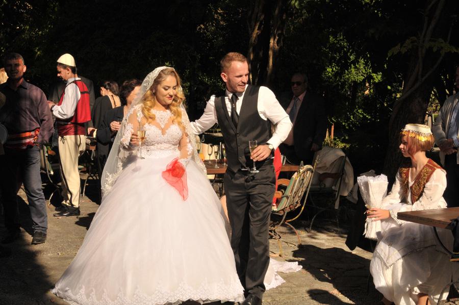 Traditionelle Hochzeit Kosovo Fma Teil 3 Missalbulena Youtube