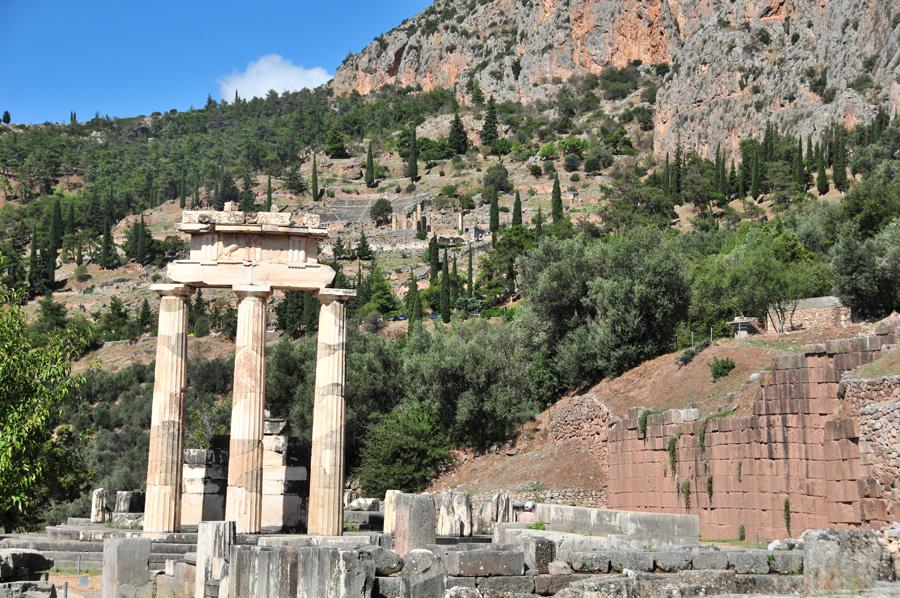 Orakel Delphi