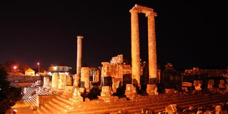 Apollon Temple - Didyma