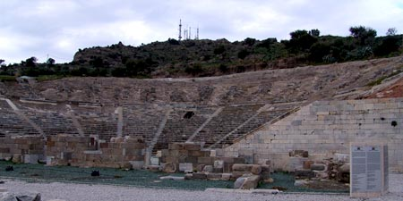 Ancient Theatre Bodrum