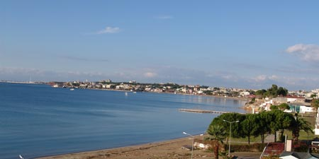 Didim - Altınkum - sandy beaches and yacht harbor