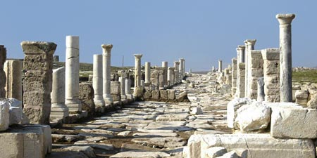 Laodicea: mentioned in the New Testament
