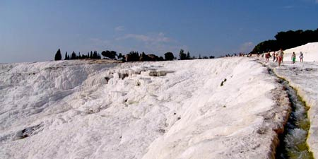Pamukkale • The Cotton Castle