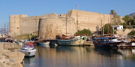 Kyrenia - Castle and Harbour