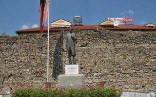 Elbasan - Nach Römern und Byzantinern - die Osmanen