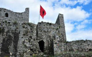 Die Burgruine Rozafa - Sagen umwobenes Bollwerk Shkodra