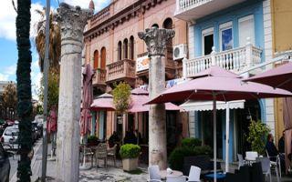 Durrës an der Via Egnatia - Stadtrundgang und Römertum