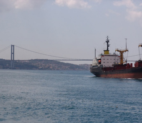 The Istanbul Canal Route was announced now.
