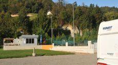 Station 40 - Camperstopp Princeplatz bei Visnja Gora