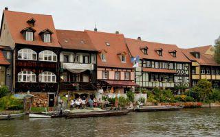 Eski İmparatorluk ve Piskoposluk kenti Bamberg