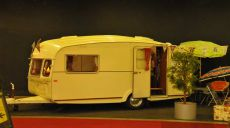 Rare samples on the Caravan show in Oldenburg