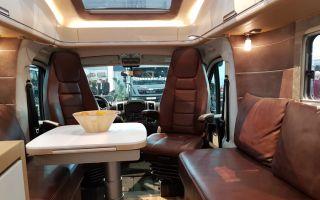 Caravan Interior Design - Colorful mixed, like daily life