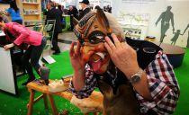 Der Wunsch zu maskieren ist so alt wie die Menschheit!
