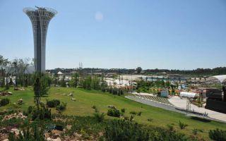 Daha fazla EXPO 2016 Antalya İzlenimleri