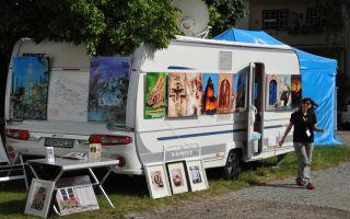 Şimdi festival zamanı! Augsburg Grenzenlos Festivali şehri sarsıyor..