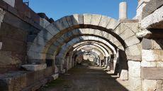 Die Agora von Izmir und weitere Ausgrabungen