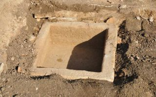 New archaeological concept in Siculi - first excavations