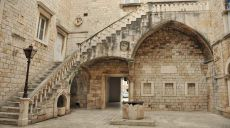 Trogir - Weltkulturerbestadt auf der Insel bei Split