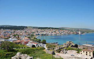 Lesvos - Midilli Adası'nda bir hafta sonu