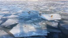 Der Main bei Ochsenfurt - zugefroren