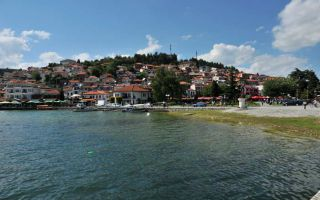 An afternoon stroll through the old town of Ohrid