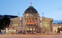 Fazıl Say and Gezi Concert at the Stage of Volkstheater in Vienna