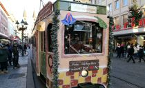 Travel to the Christmas market in Würzburg