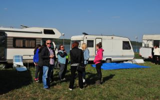 From Belgrade to the Serbian Camperclub Danube Meeting