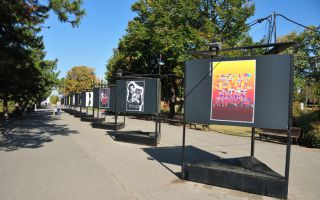 Tolerance - exhibition of paintings in Belgrade Castle