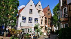 Der Schnoor - Bremens wohl bekanntester Besuchermagnet