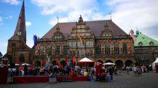 La Strada - Bremen's city is transformed into a stage