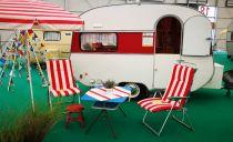 Caravan-Salon Düsseldorf - Vintage caravans enrich Fair