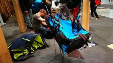 CMT Stuttgart - Hotspot für Paraglider und Drachenflieger
