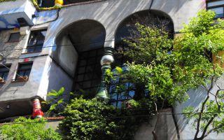 Hundertwasserhaus Vienna - discover more facets