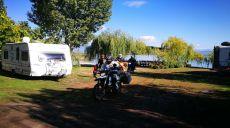 Camping Rino Ausgangspunkt - Off-Road-Tour nach Albanien